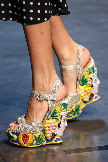 Dolce and Gabbana Spring14 rtw(29)