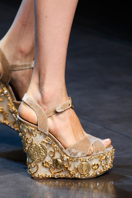 Dolce and Gabbana Spring14 rtw(32)